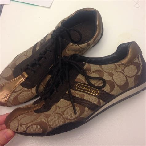 coach sport shoes 58 coach shoes authentic coach athletic shoe from