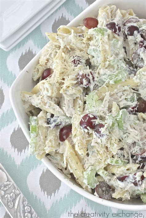 To Market Recap Chicken With Pasta by Chicken Tarragon Pasta Salad Central Market Knock