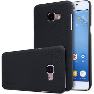 nillkin shockproof frosted shield for samsung galaxy c5 c5000 sale banggood