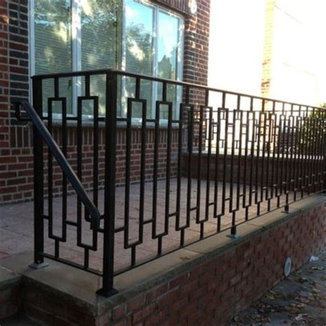 wrought iron front porch railings porch wood railing 183 wrought iron design pictures