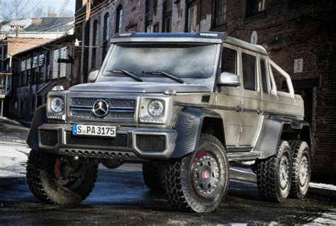 mercedes jeep truck holy six wheeled mercedes benz batman this monstrous