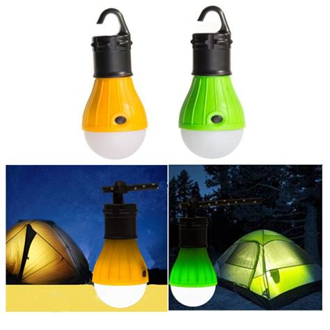 Lantern Ceiling Lights by Outdoor Portable Hanging Led Camping Tent Light Bulb