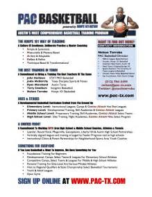 Sle High School Basketball Player Resume Basketball Coach Resume Newhairstylesformen2014