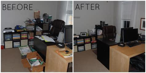 organizing an office desk how to organize a home office