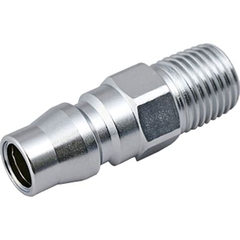 Air Coupler Lipro Pm 20 Air Kopler Pm 20 Kompressor Limited 20pm two touch connection type hi cupla steel 1 4 inch malethread