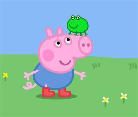 puppy pig peppa pig puppet theatre craft