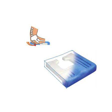 cuscini per carrozzine disabili cuscino anatomico per carrozzine disabili viscoflex plus