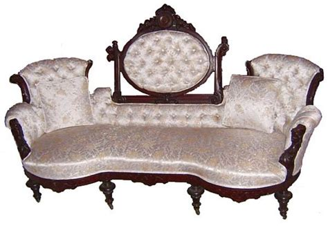 antique victorian couch price guide for sale antiques com classifieds