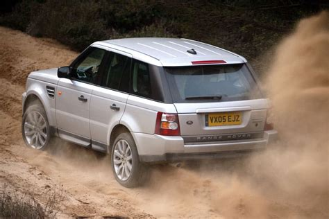 range rover sport 2006 review 2006 land rover range rover sport reviews specs and