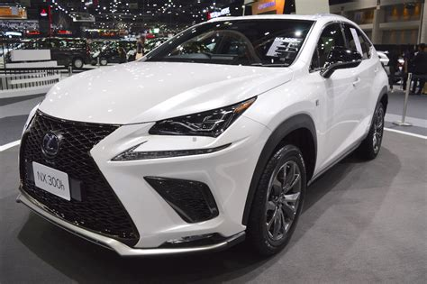 lexus thailand 2018 lexus nx 300h at 2017 thai motor expo amazingreveal