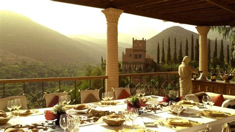 A Place In Marrakesh For Richard Branson To Visit by Luxury Kasbah Boutique Hotel In Marrakech Kasbah Tamadot