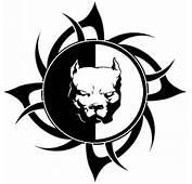 Tribal Pitbull Tattoos Car Tuning