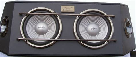Speaker Roadmaster Roadmaster 300 Watt Speaker System The Ranger Station Forums