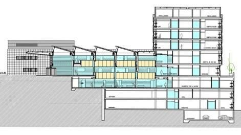 section in hospital what to expect from pre construction project documentation