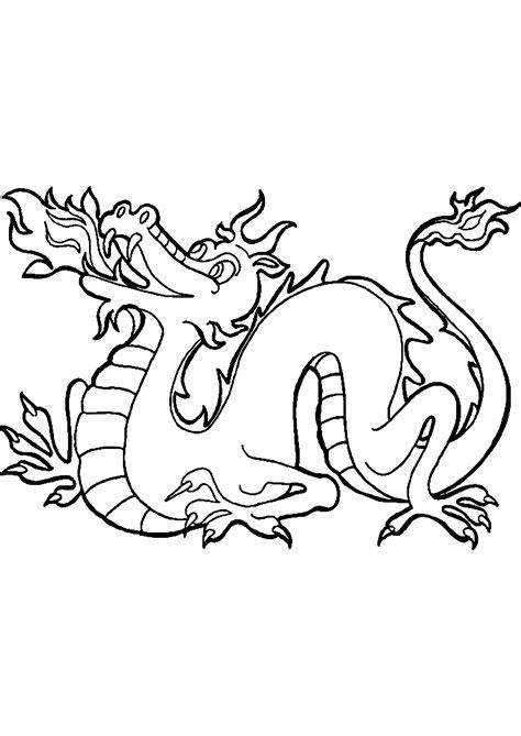 drachen 24 zum ausdrucken ausmalbilder zum ausdrucken malvorlage chinesischer drache