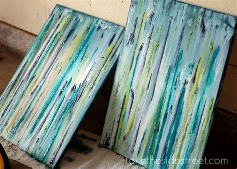 how to drip acrylic paint on canvas 12 best images about drip painting on abstract