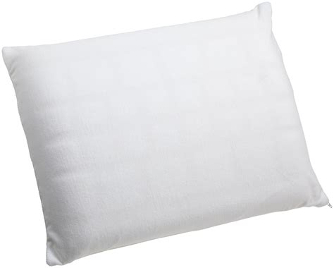 Comfort Zone Memory Foam Pillow by Isotonic Comfort Zone Bed Pillow Traditional Shape