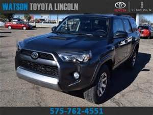 Toyota Clovis Toyota 4runner For Sale New Mexico Carsforsale
