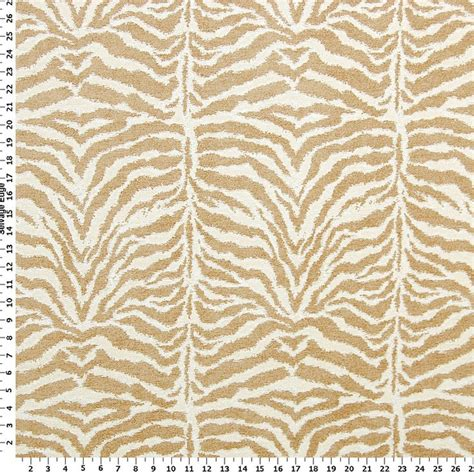 tiger upholstery fabric upholstery fabric tiger stripes on cream fabric home