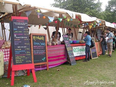 Design Context: Festivals, camping & food   stall design