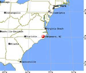 Virginia Beach Crime Map by Vandemere North Carolina Nc 28515 Profile Population