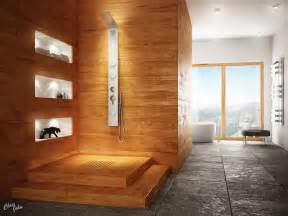 wood bathroom ideas 27 ideas and pictures of bathroom wall