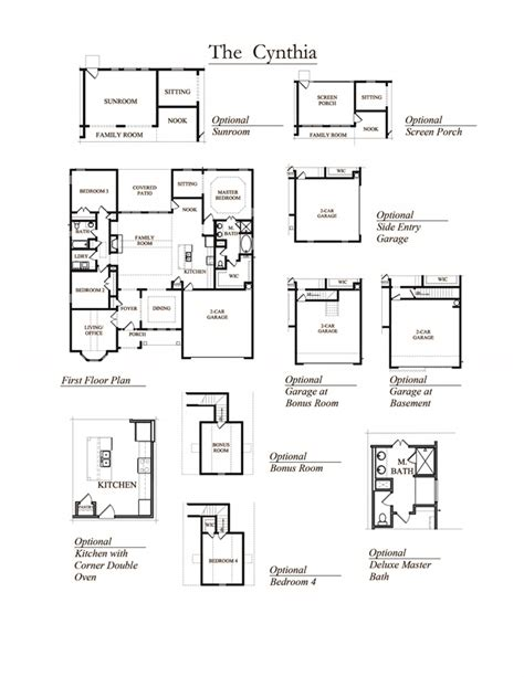 dr horton cynthia floor plan cynthia cameron springs powder springs georgia d r