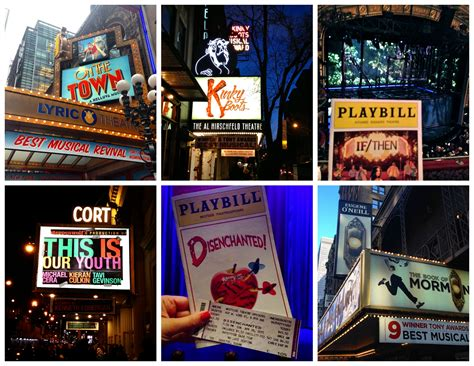 The Banks Show To New York by See A Broadway Show In Nyc Without Breaking The Bank