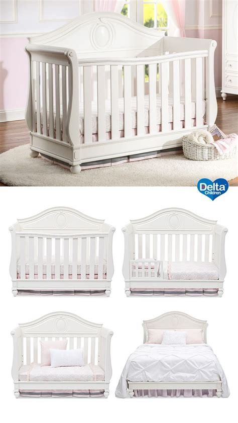 17 Best Images About Cribs On Pinterest The Disney Princess Convertible Crib