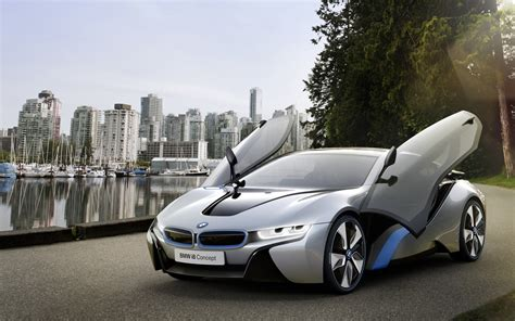 electric cars bmw electric avenue bmw announces electric i3 city car and i8