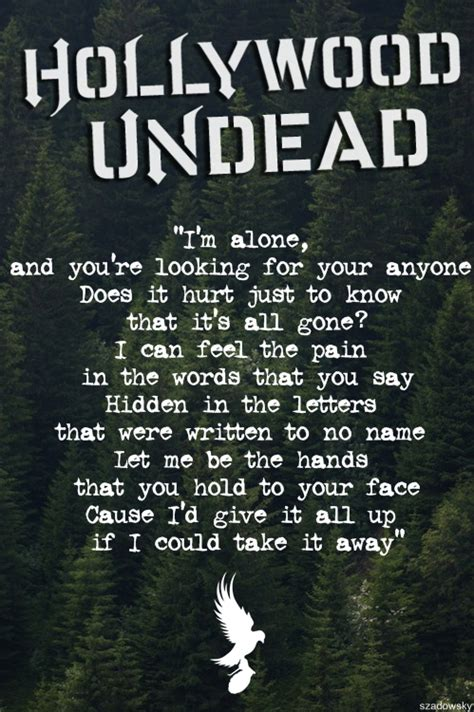 undead quotes undead lyric quotes quotesgram