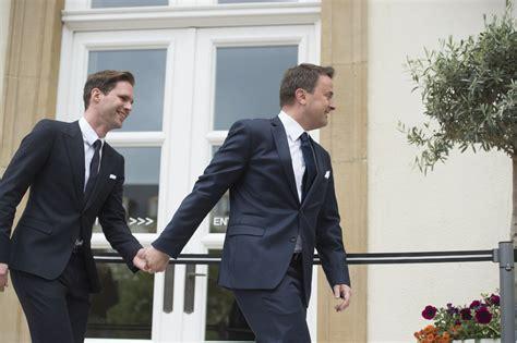 Hochzeit Xavier Bettel by Unter Der Haube Xavier Bettel Heiratet Seinen Lebensgef 228 Hrten