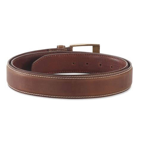 Style N Craft Embossed Leather Tool Work Belt 94 051 style n craft 391902 leather belt in brown color