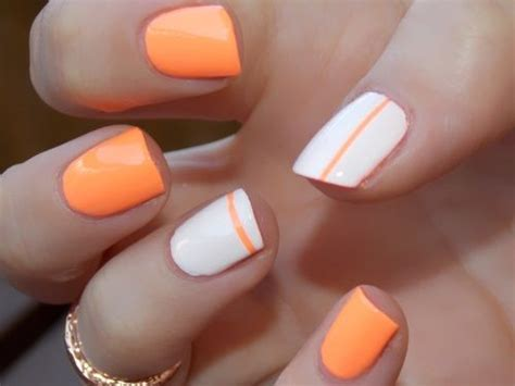 number 1 summer nails beaut 233 blog blogueuse psychosexy tendance summer 2013