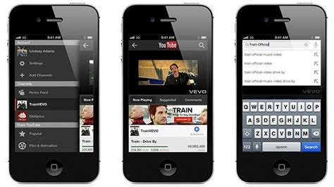 youtube new layout ios google launches its own youtube app for ios neowin