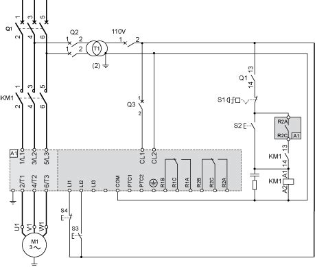 soft starter wiring diagram schneider 37 wiring diagram