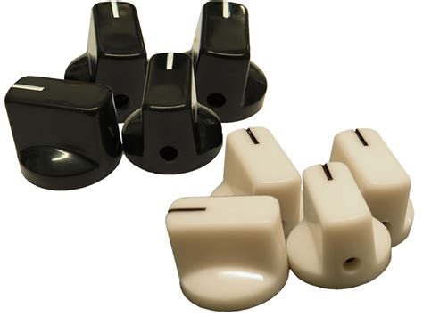Pedal Replacement Knobs by Fulltone Musical Products Inc Pedals Replacement Knobs