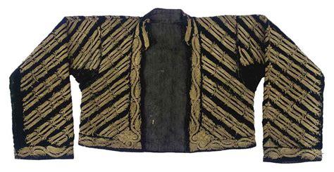 an ottoman an ottoman embroidered jacket turkish 19th century
