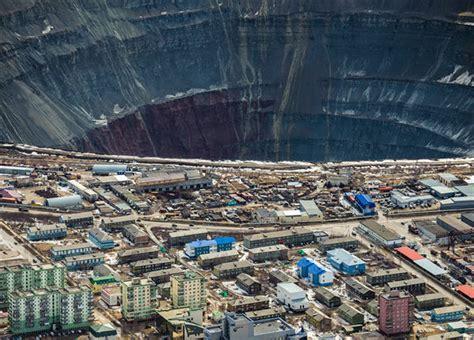 Under Stalin's Orders   The Mirny Diamond Mine, Siberia