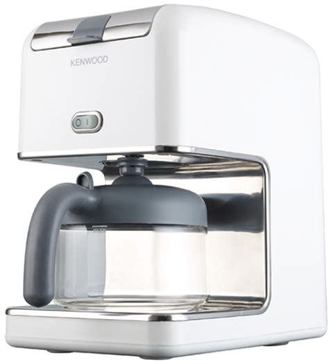 Coffee Maker Kenwood kenwood blanc breakfast collection