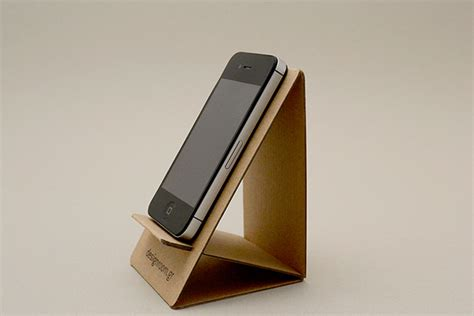 How To Hack Home Design On Iphone mobile phone holder on behance