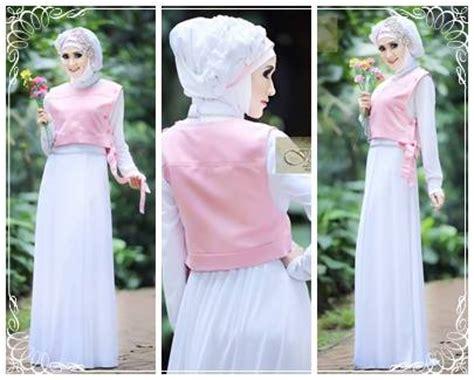 Fashion Modern Modis Moeza Dress Black Gamis Terbaru Murah baju muslim gamis terbaru gamis fashion mode 2014