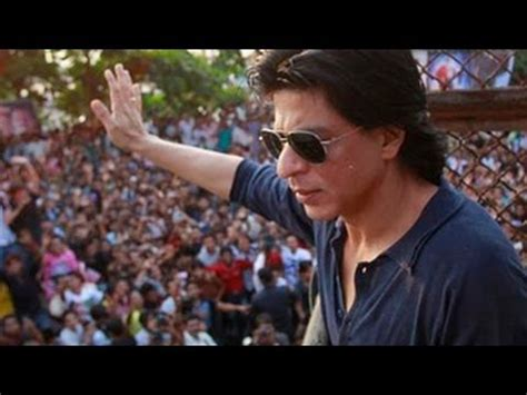 film fan shahrukh khan s next movie titled fan youtube