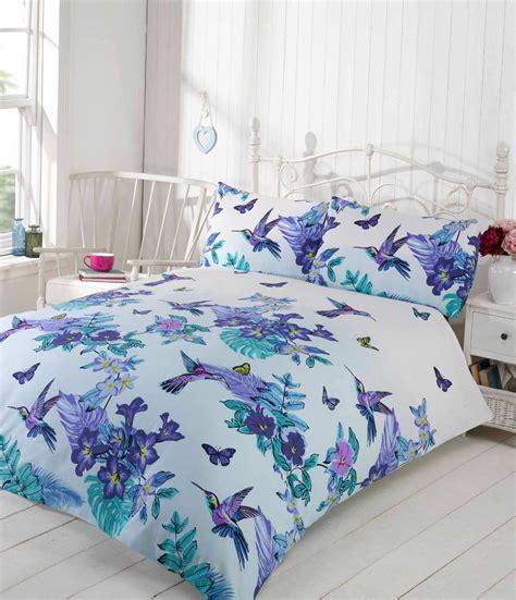 hummingbird comforter set hummingbird floral bird duvet covers polycotton quilt sets