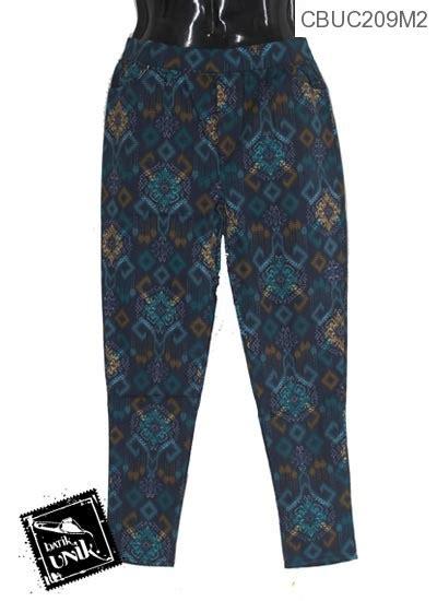 Celana Motif Katun Stretch celana stretch motif kloso ritian celana murah