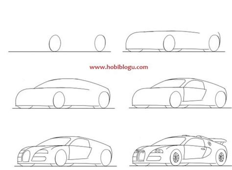 learn how to draw bugatti veyron sports cars step by drawing a bugatti veyron shared by 16 august on we it