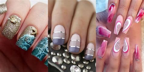 whats new in nail styles best gel nail design trendy gel nail design ideas