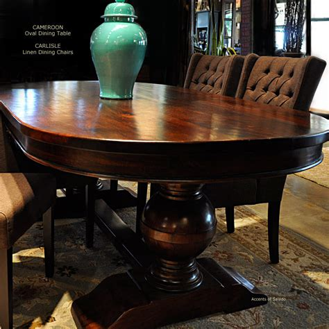 Solid Wood Oval Dining Table Dining Tables Solid Wood Oval Dining Table Wooden Beautiful Coma Frique Studio 265365d1776b