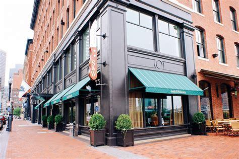 nyc restaurants mit privaten speisesälen steakhouse in boston restaurant atlantic wharf smith