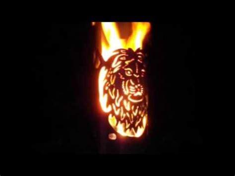 Jm Feuer l 246 wenfackel www jm feuer shop de